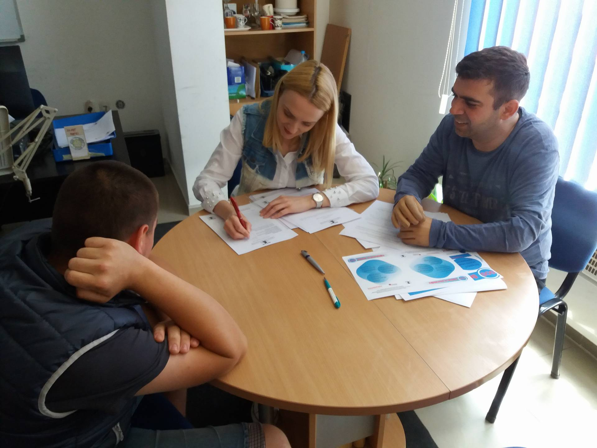SOS Center for Returnees Opened in Mitrovica