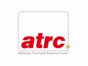 Logo of the Advocacy Training & Resource Center.