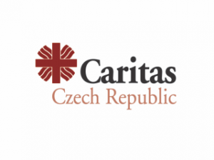 Logo of the Caritas Czech Republic.