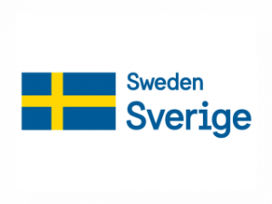 Logo of the Sweden Sverige.