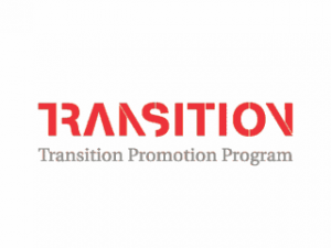 Logo of the Transition Promotion Program of the Ministry of Foreign Affair of the Czech Republic.