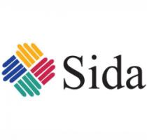 Logo of Swedish International Development Organization Agency.
