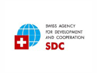 Logo of the Swiss Agency for Development and Cooperation.